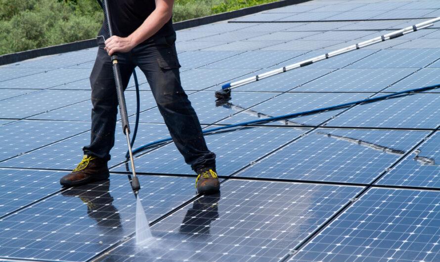 Comment maintenir ses panneaux solaires en bon état ?