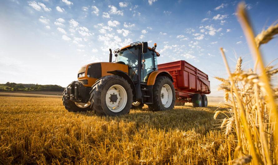 Comment choisir un tracteur agricole: quelques conseils à méditer
